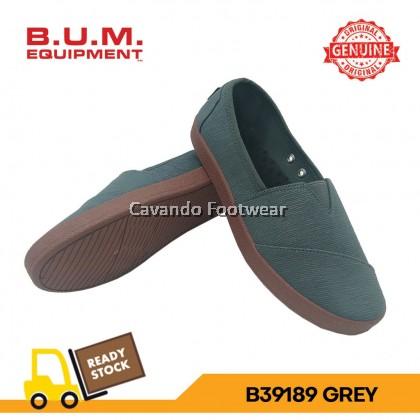 BUM Equipment Canvas Shoes B39187 / B39188 / B39189  Unisex Sneakers