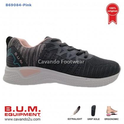 BUM Equipment Unisex Sport Shoes B69083/B69084/B69085 (Fuchsia / Pink / Purple) Sneaker Canvas